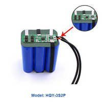 11.1V Lithium battery pack