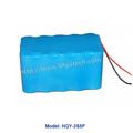 11.1V Li ion battery pack