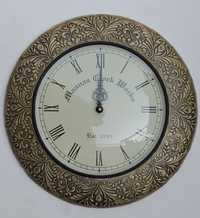 Brass Fitted Wall Clock