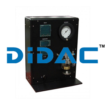 Cement Permeameter With DAQ
