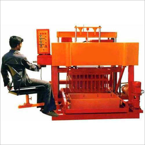 Egg Laying Type Block Machine