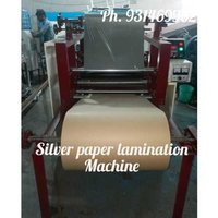 Silver Lamination Machine