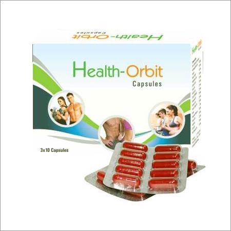 Herbal Health Tonic (Health Orbit Capsules)