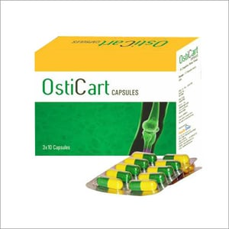 Ayurvedic bone supplement (Osticart Capsules)