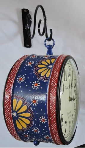 Decorative Double Sided Clock