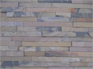 Indian autumn ledgestone