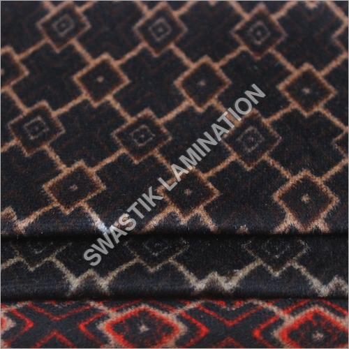 Laminated Bellies Fabric