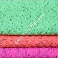 Embroidery Check Fabrics