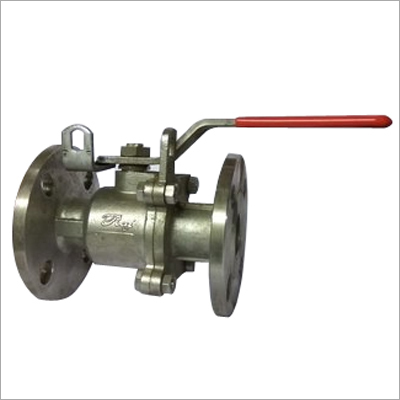 SS Two Piece Ball Valves