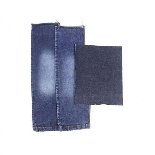 Faded Denim Fabric