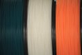 3D Printer Filament Pla Plus Green 1.75 Mm 1 Kg