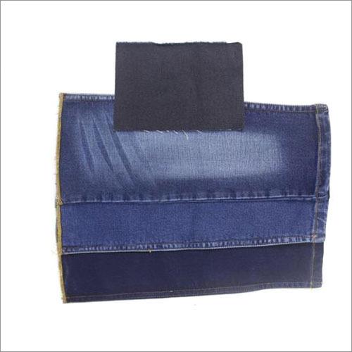 Polyester Plain Denim Fabric