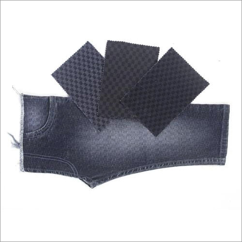 Woven Polyester Denim Fabric