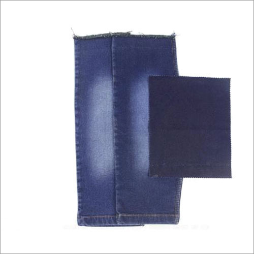 Shaded Denim Fabric