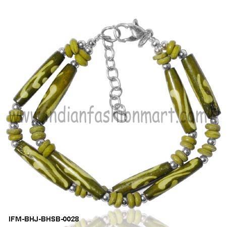 Femme  Melia -  Bone  Bracelet