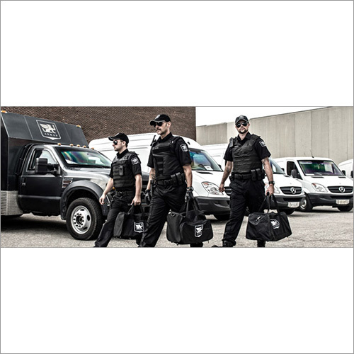 Escort Security Force Services