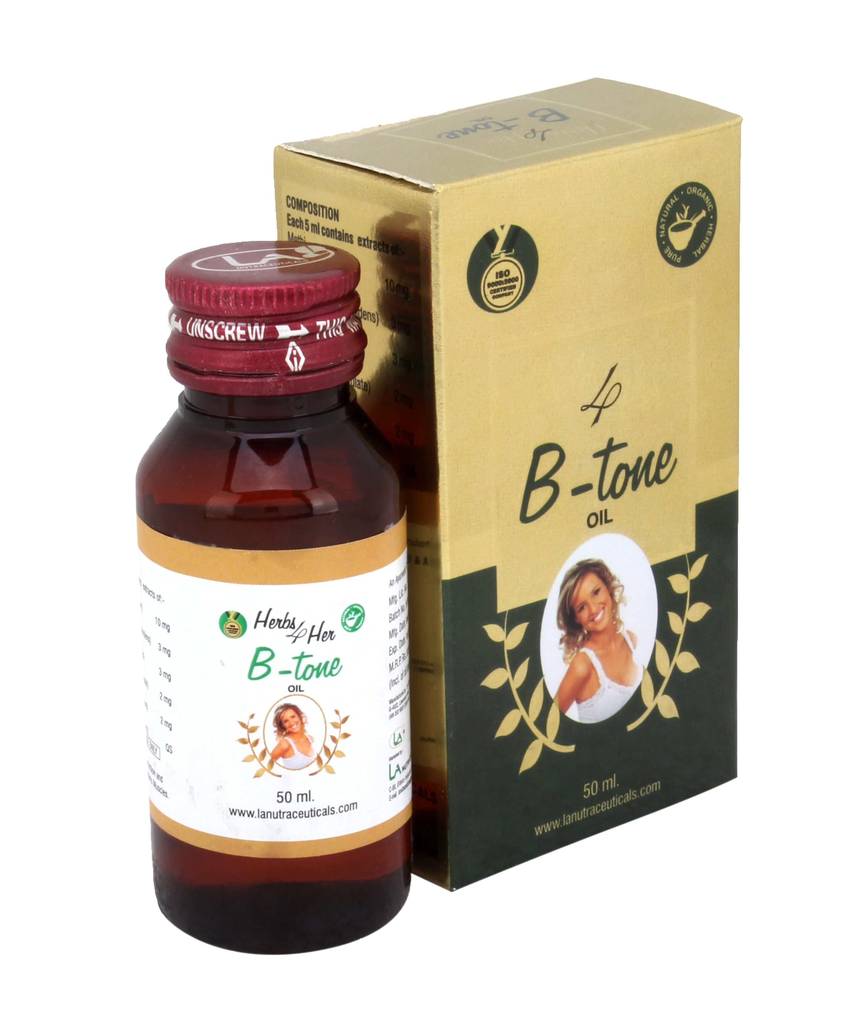 B Tone Oil