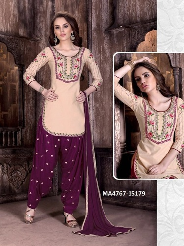 Cambric cotton Patiyala