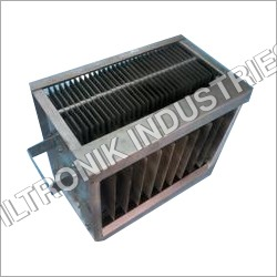 Electrostatic Fume Filter