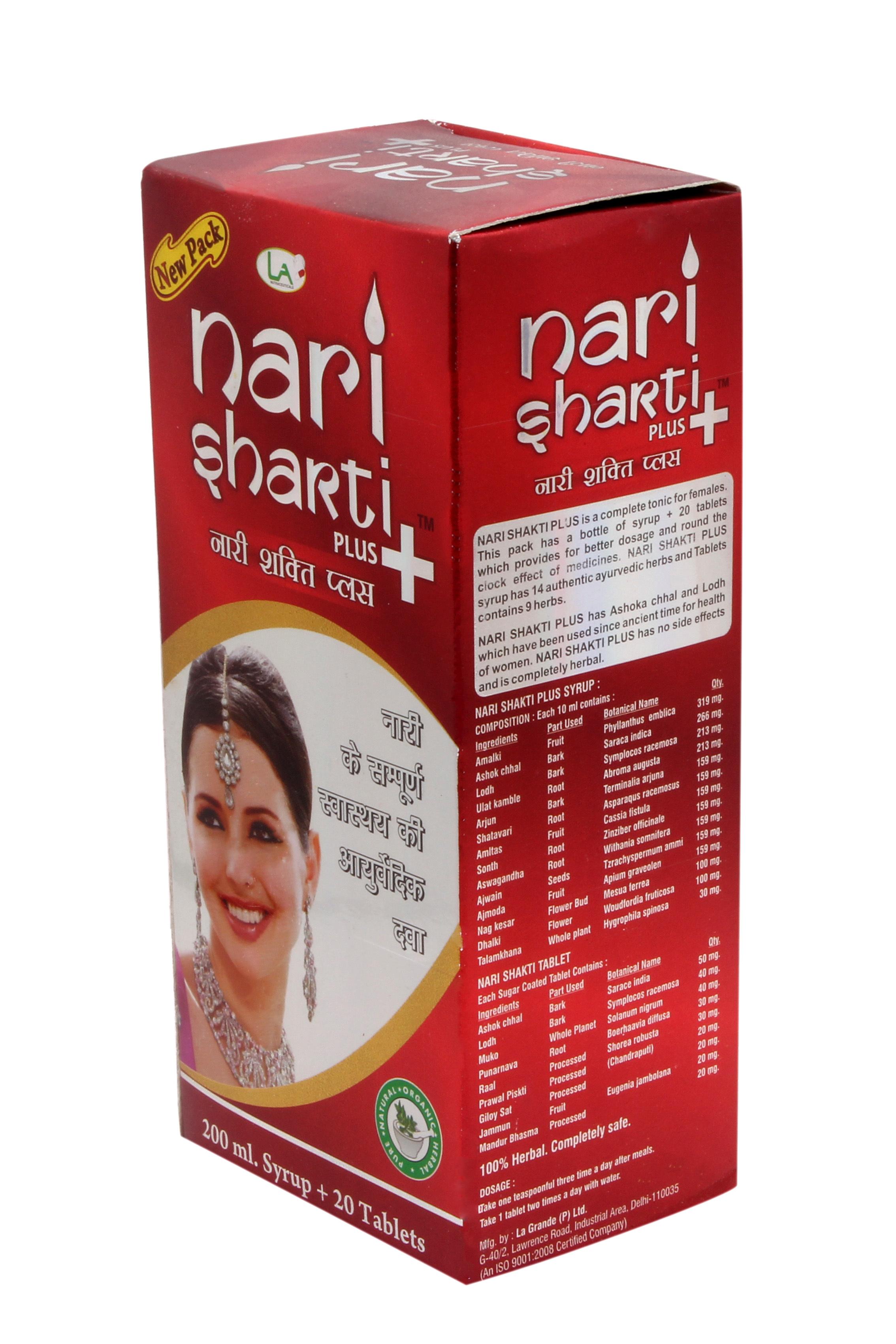 Nari Shakti Syrup