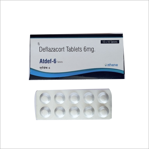 Deflazacort  6 Mg Tablet
