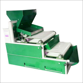 Single and Double Roller Magnetic Separator