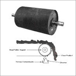 Commercial Magnetic Drum Pulley