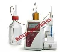 Automatic Volumetric Titrator