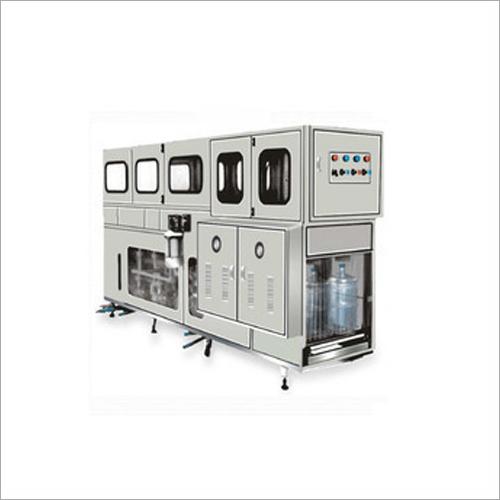Water Bottle Filling Capping Machine