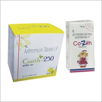Azithromycin Tablets and Oral Suspension