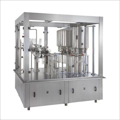 Bottle Filling Capping Machine
