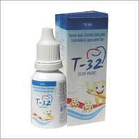 Tannic acid Choline Salicylate Cetrimide