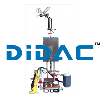 Permeability Plugging Tester
