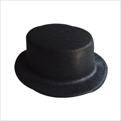 Black Birthday Cap