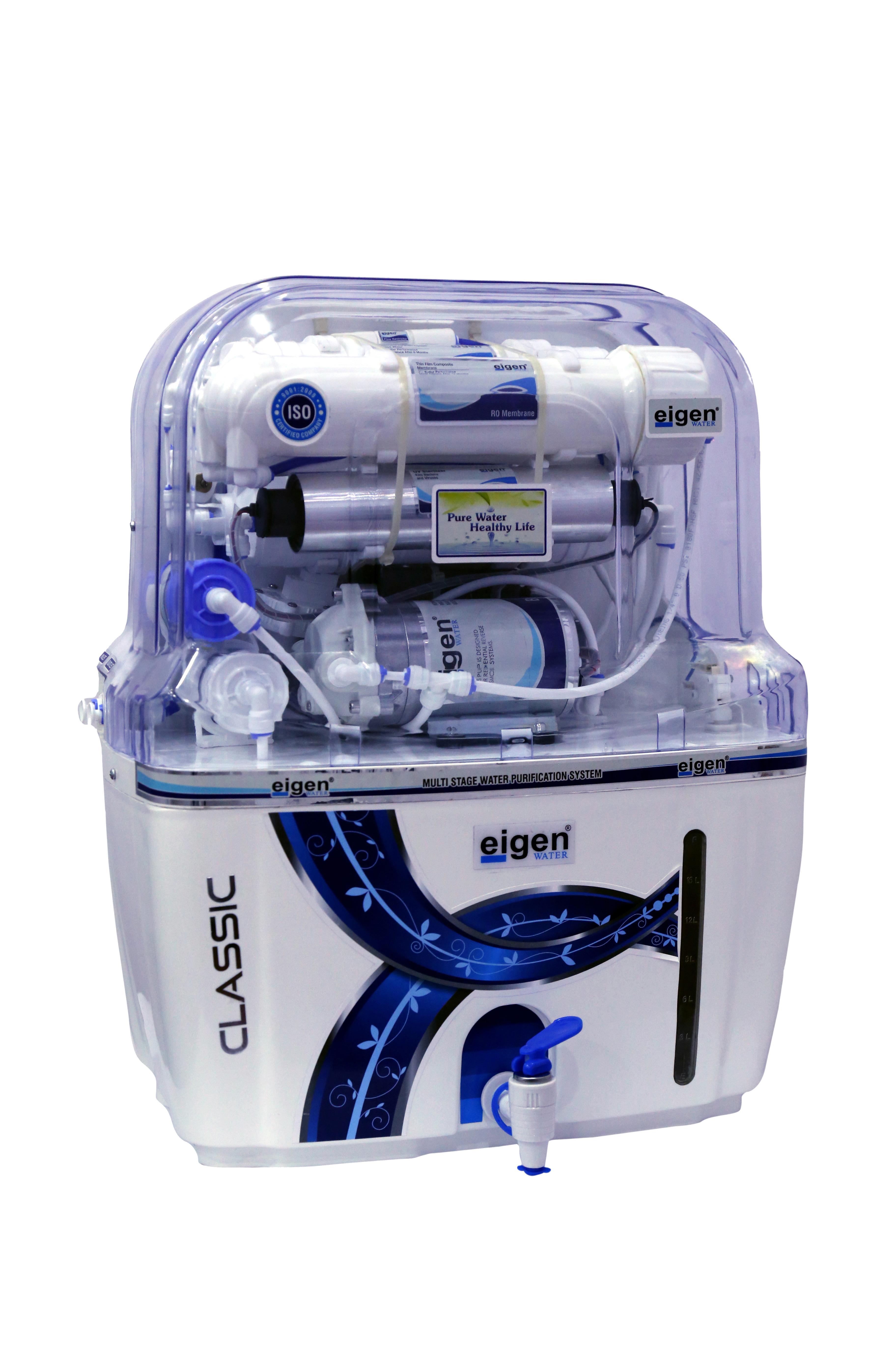 RO+UV+UF Water Purifier