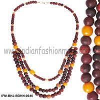 Abiba Abana  -Horn  Necklace