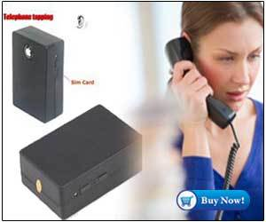 2G/3G Telephone Tap GSM Detector Protector