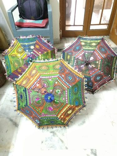 Rajasthani Umbrella - Double Line