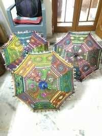 Rajasthani Umbrella - Double Line