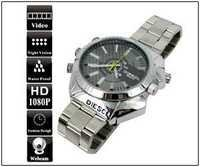 Night Vision Spy Camera In Wrist Watch