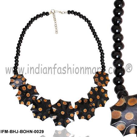 Bone & Horn Necklaces