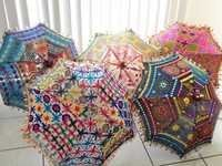 Rajasthani Embroidered Umbrella