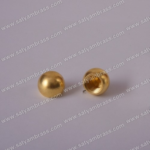 Brass Ball Finials