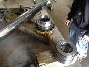 Hydraulic Pump Motor Repairing Services