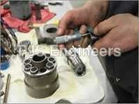 Hydraulic Travel Pump Repairing Services
