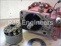 Hydraulic Travel Drive Motor Repairing Services