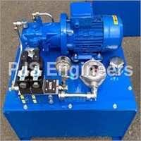 Custom Build Hydraulic Power Pack
