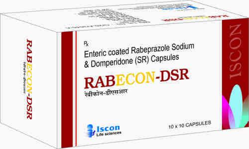 Rabeprazole Sodium & Domperidone Capsules