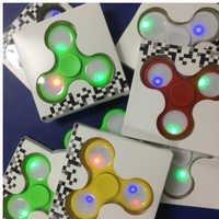 Lighted Fidget Spinner