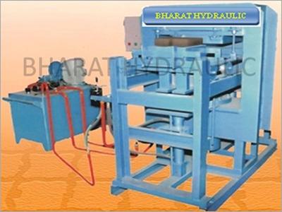 Hydraulic Pressure Bricks & Paver Block Machine